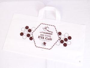 ポリハンドルの袋