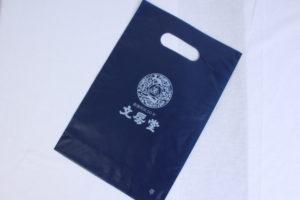 画材用オリジナルポリ袋
