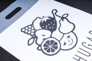 果実酒用のポリ袋